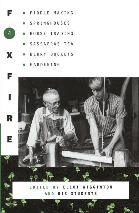 Foxfire 4 als Taschenbuch