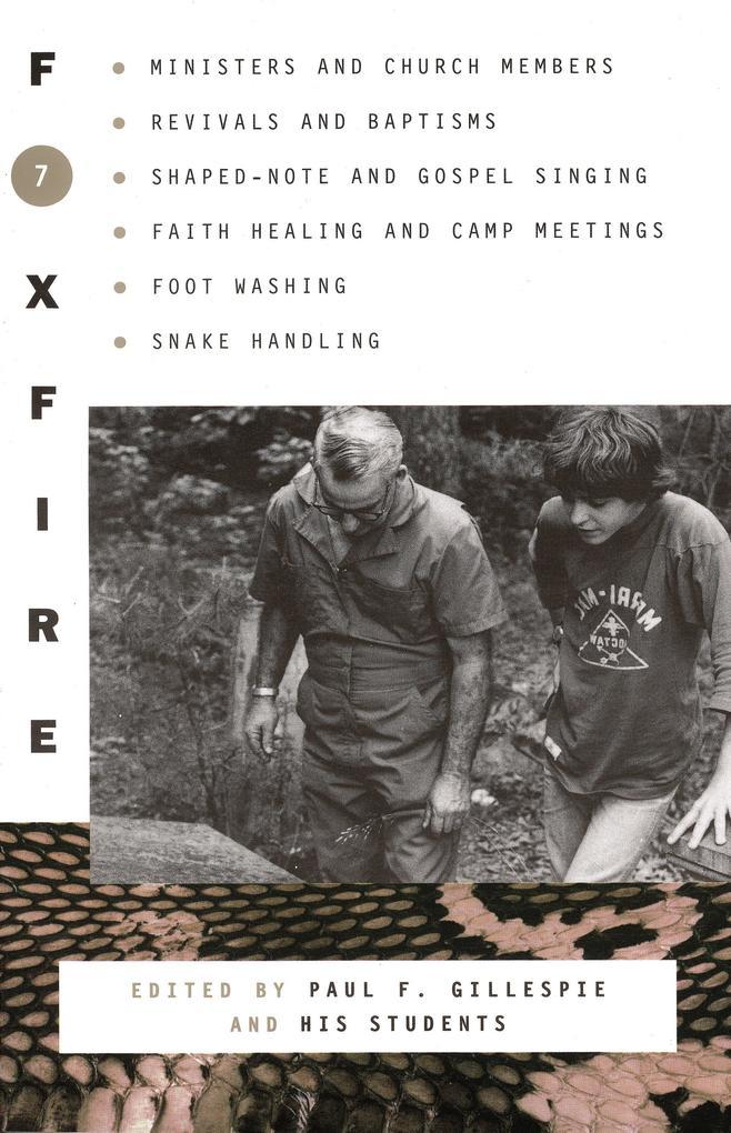 Foxfire 7 als Taschenbuch