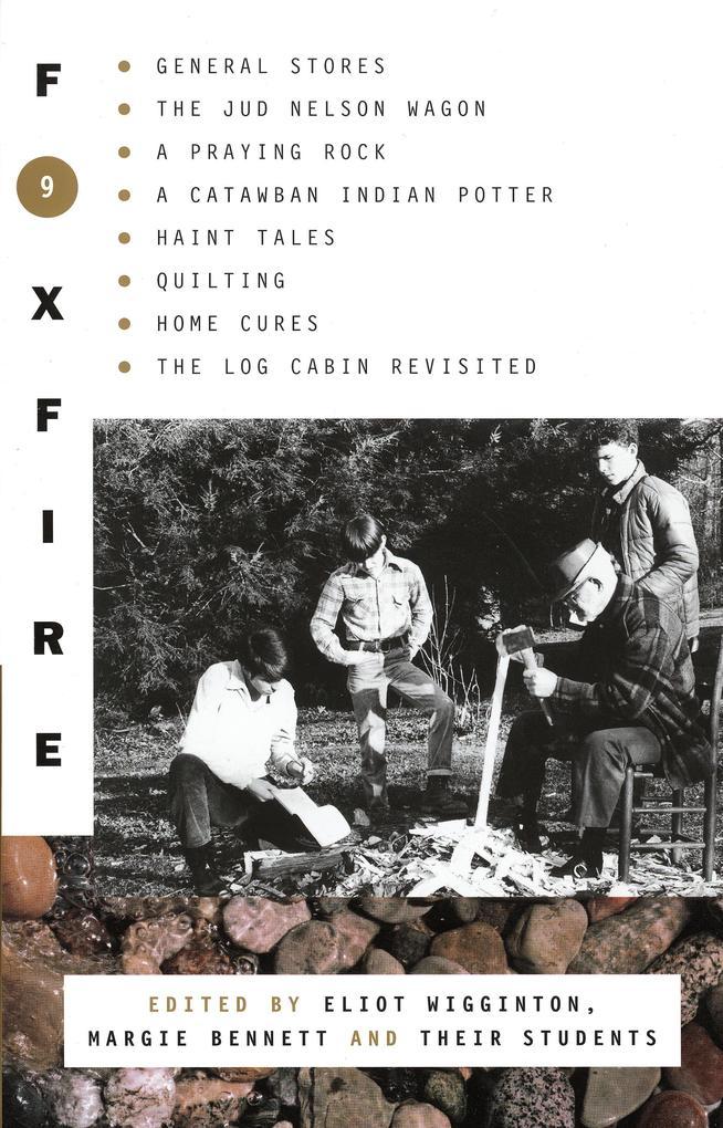 Foxfire 9 als Taschenbuch
