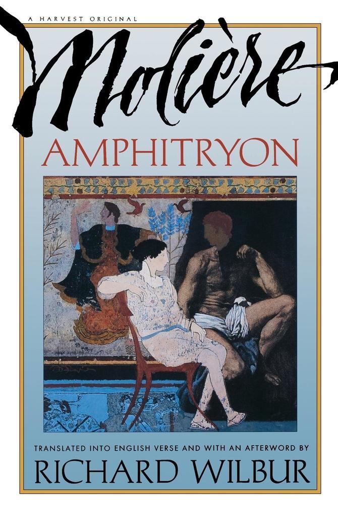 Amphitryon, by Moliere als Taschenbuch