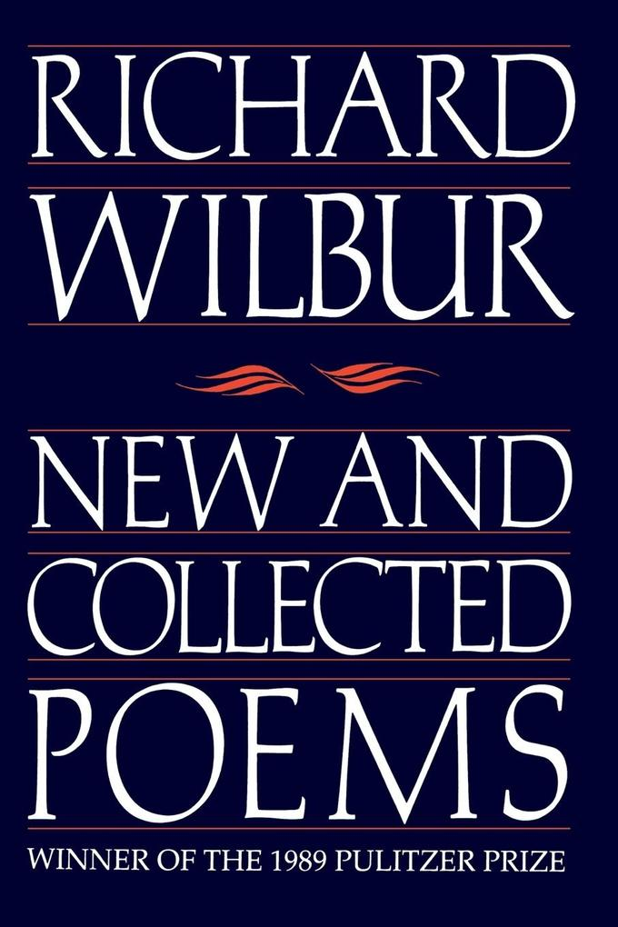 New and Collected Poems als Taschenbuch