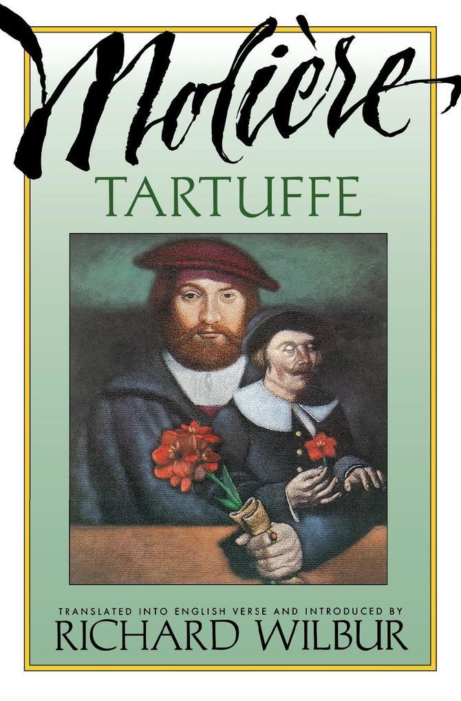 Tartuffe, by Moliere als Taschenbuch