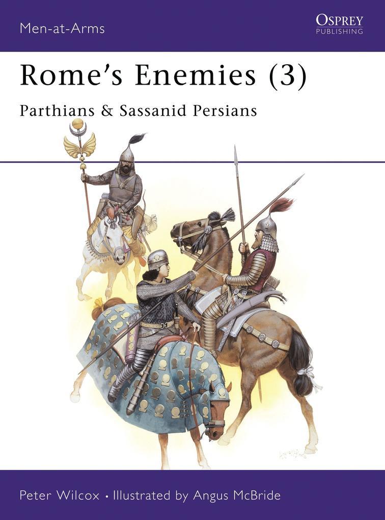Rome's Enemies als Taschenbuch