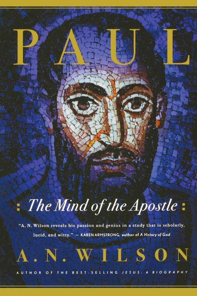 Paul: The Mind of the Apostle als Taschenbuch