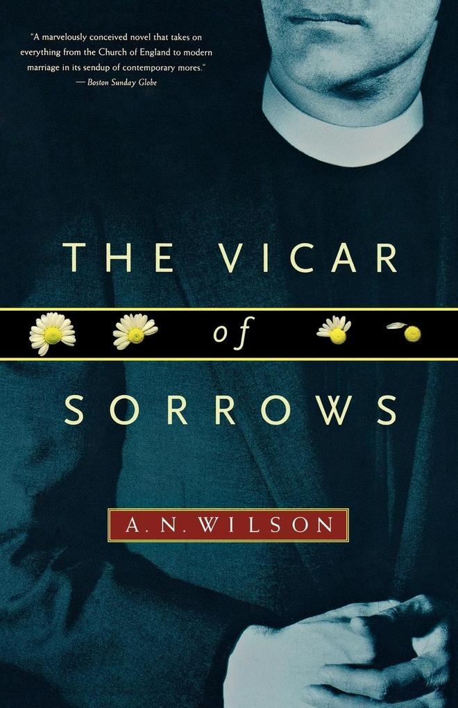 The Vicar of Sorrows als Taschenbuch