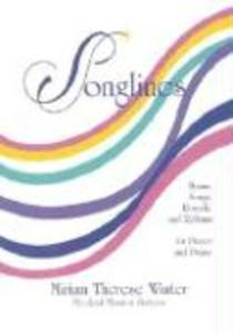 Songlines: Hymns, Songs, Rounds and Refrains for Prayer and Praise als Taschenbuch