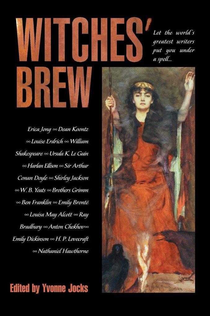 Witches' Brew als Taschenbuch