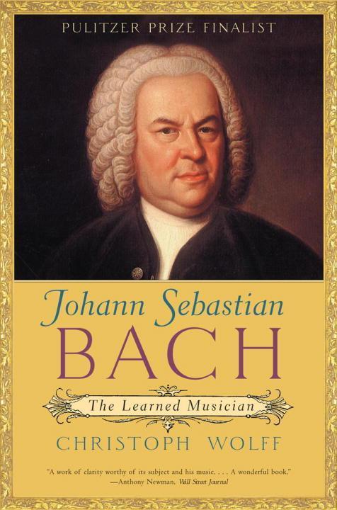 Johann Sebastian Bach: The Learned Musician als Taschenbuch