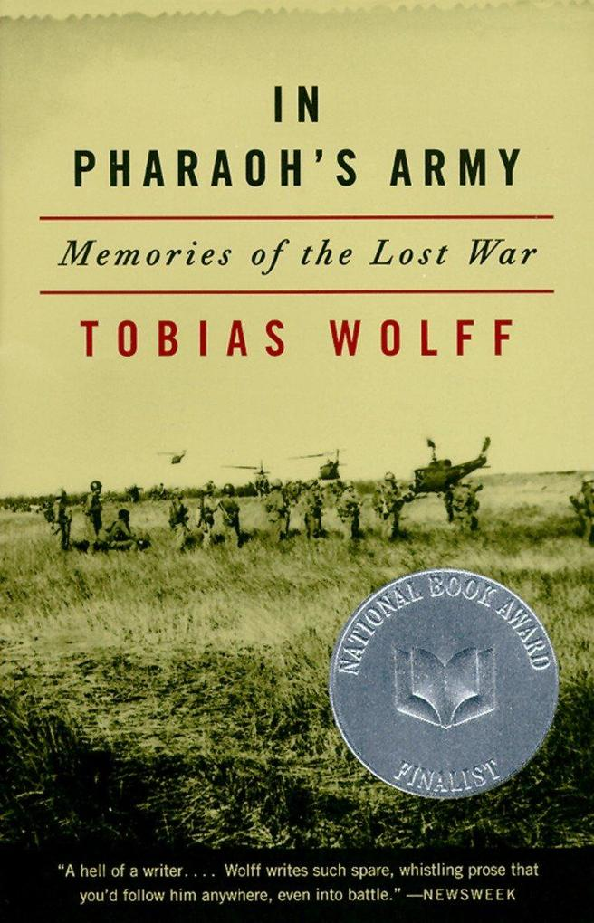In Pharaoh's Army: Memories of the Lost War als Taschenbuch
