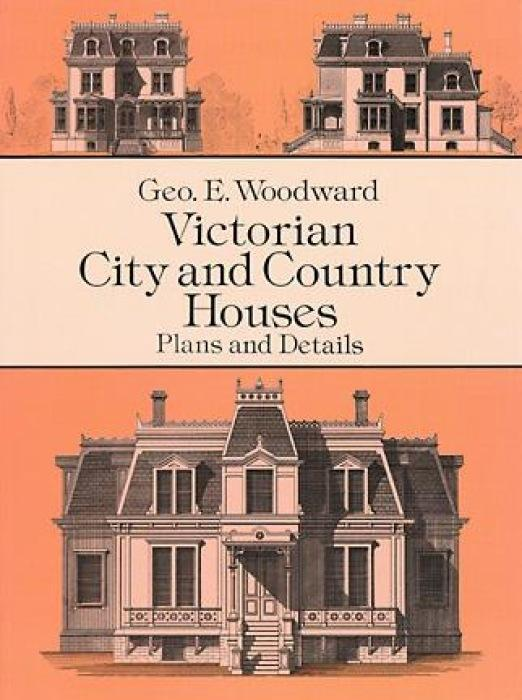 Victorian City and Country Houses als Taschenbuch