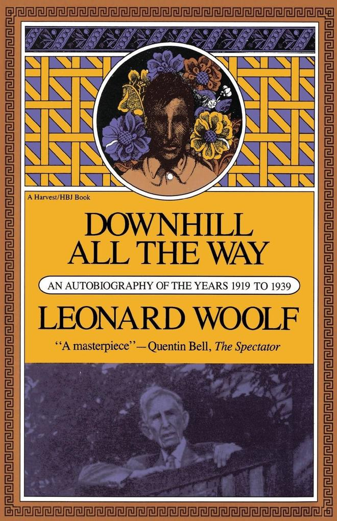 Downhill All the Way: An Autobiography of the Years 1919 to 1939 als Taschenbuch