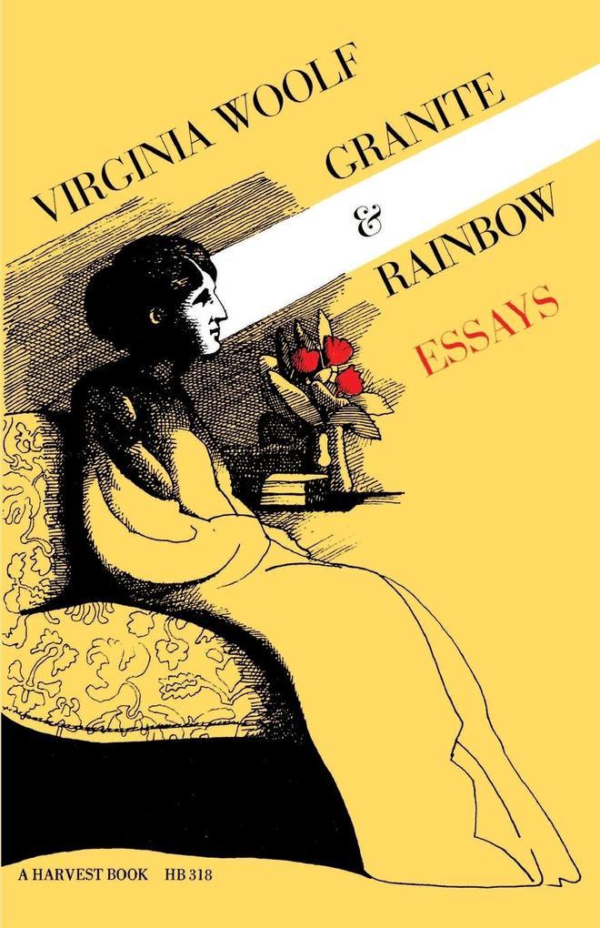 Granite and Rainbow: Essays als Taschenbuch