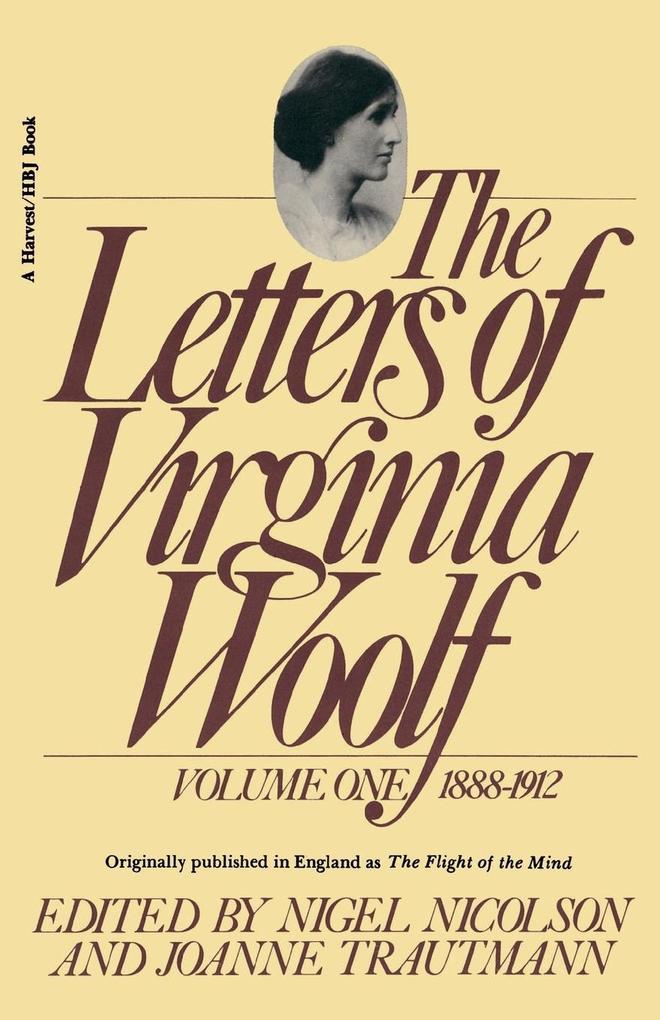 1888-1912: Virginia Stephen als Taschenbuch