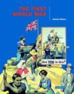The First World War als Buch