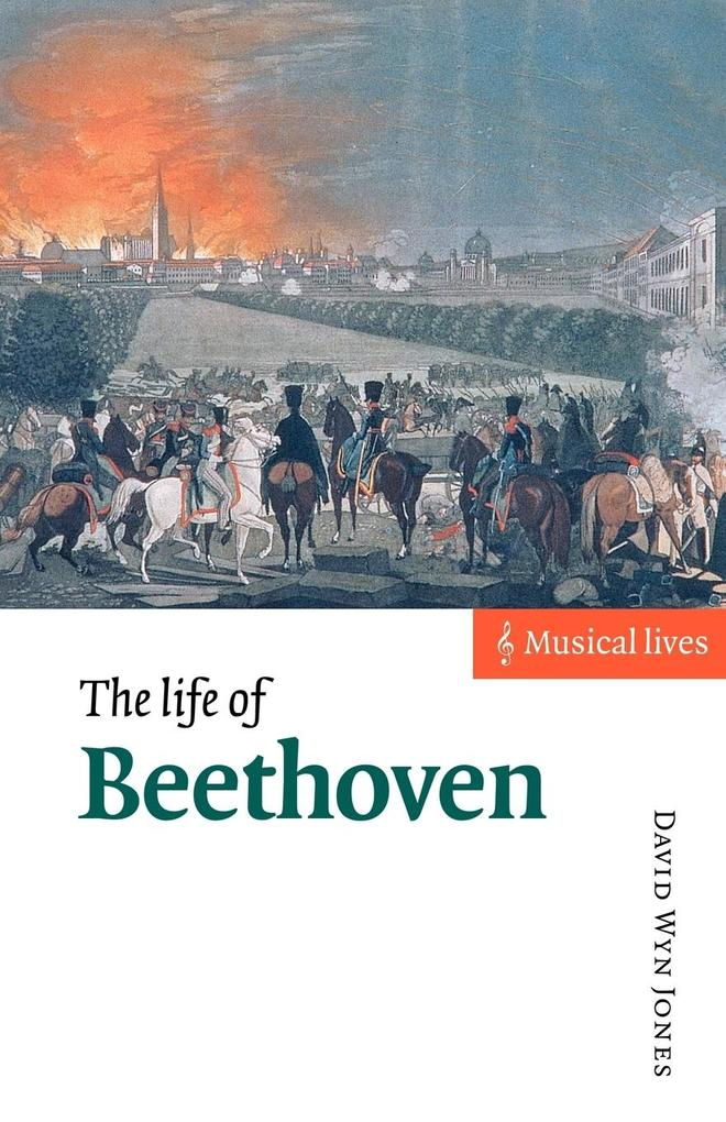 The Life of Beethoven als Buch
