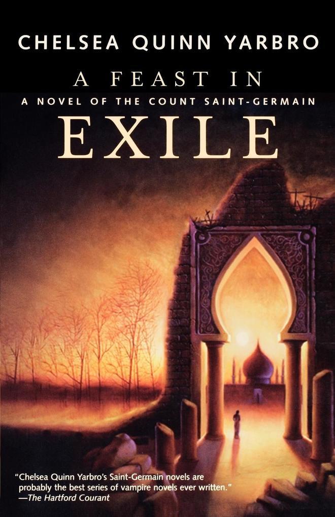 A Feast in Exile als Taschenbuch
