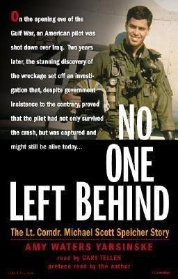 No One Left Behind: The Lt. Comdr. Michael Scott Spercher Story als Hörbuch