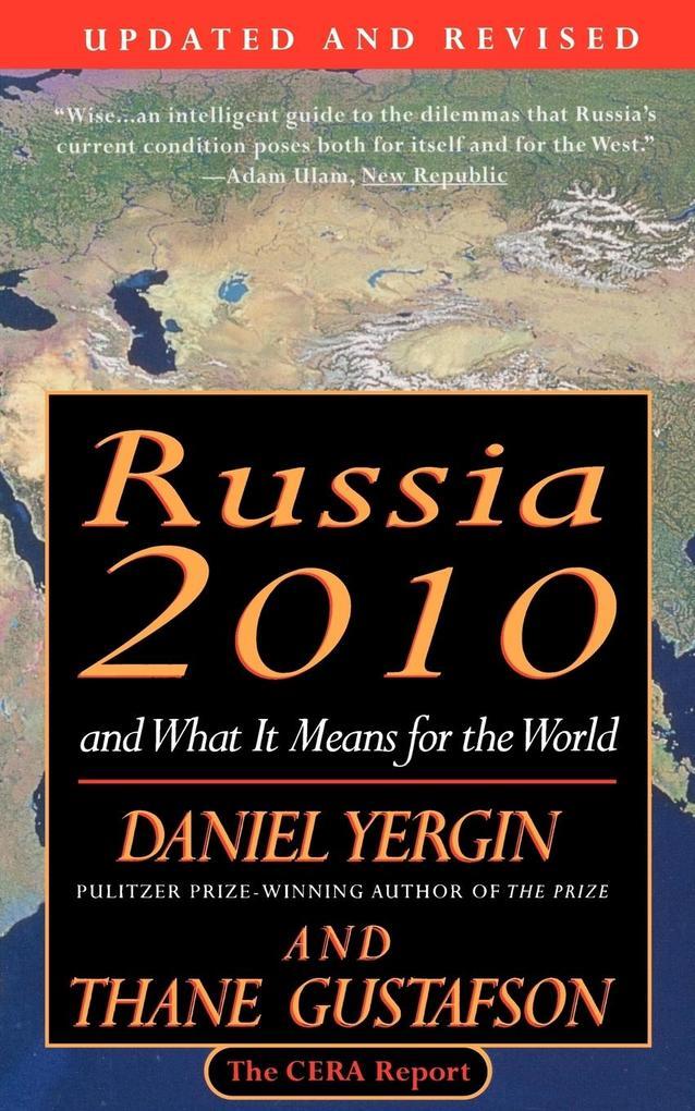 Russia 2010 als Taschenbuch