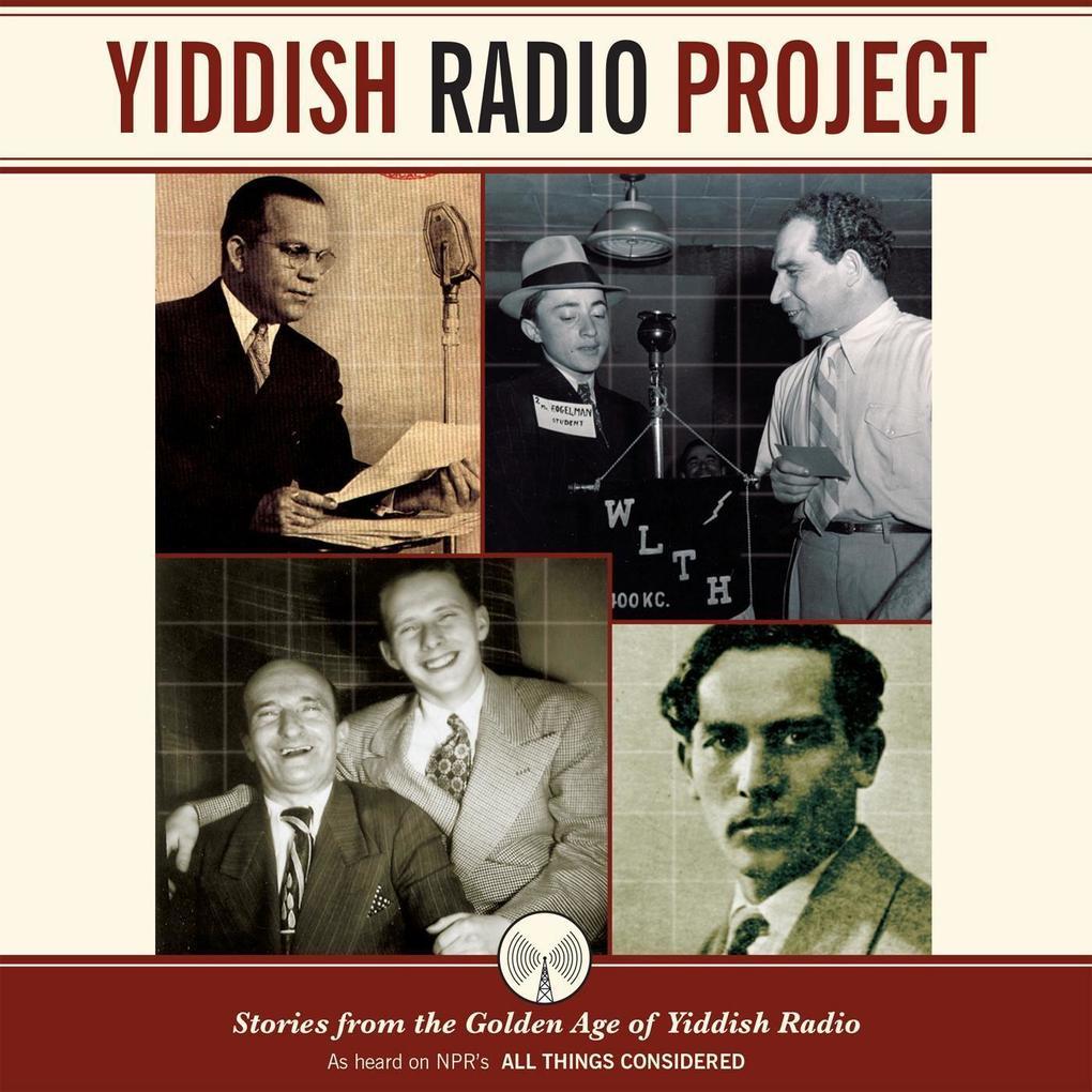Yiddish Radio Project als Hörbuch
