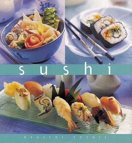 Sushi als Buch