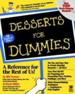 Desserts for Dummies als Taschenbuch