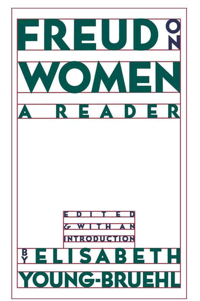 Freud on Women: A Reader als Taschenbuch