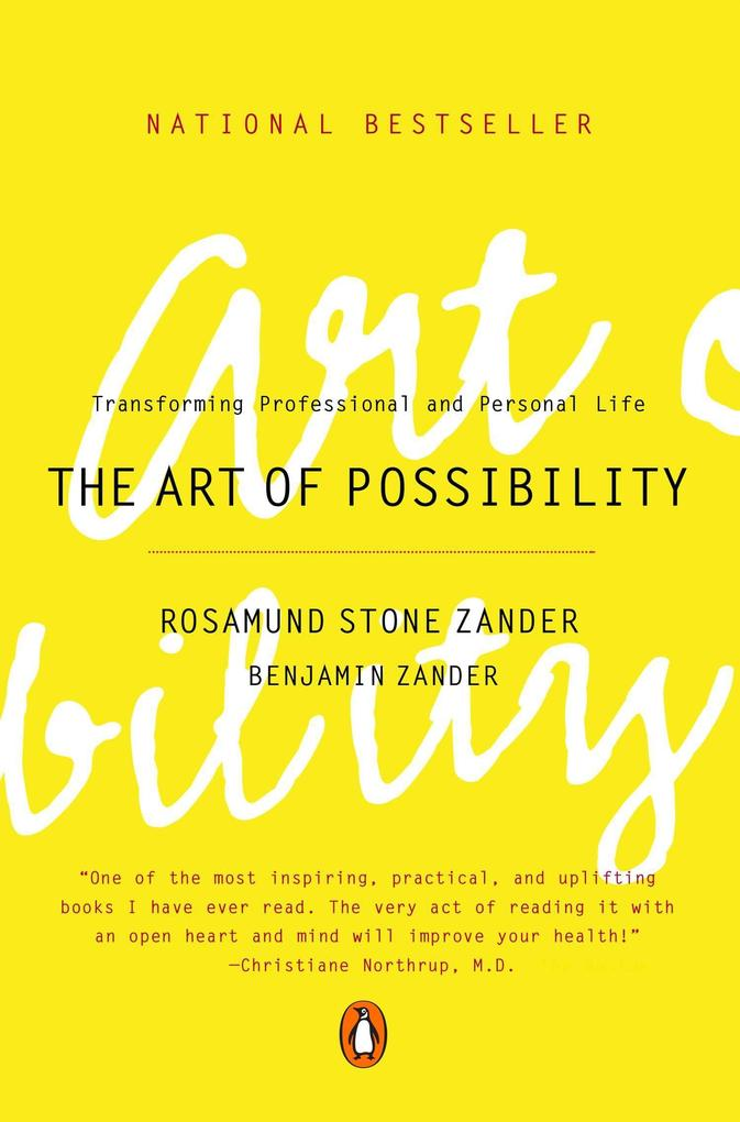 The Art of Possibility als Buch