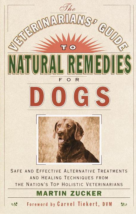 The Veterinarians' Guide to Natural Remedies for Dogs: Safe and Effective Alternative Treatments and Healing Techniques from the Nation's Top Holistic als Taschenbuch