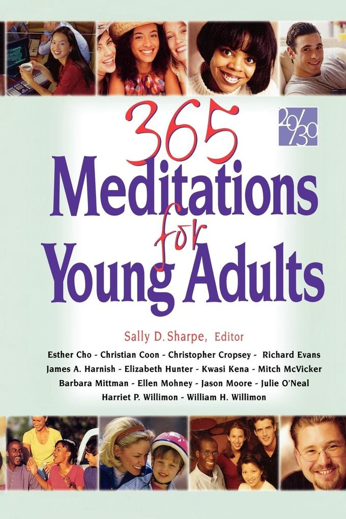 365 Meditations for Young Adults als Taschenbuch