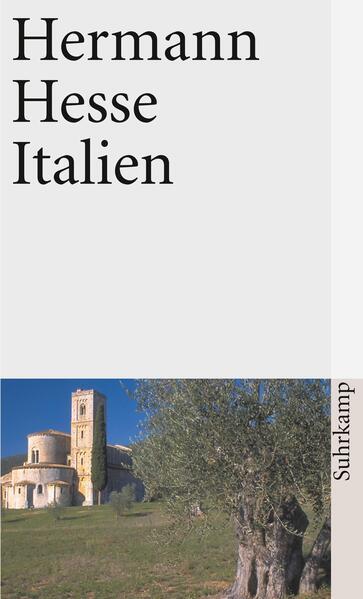 Italien als Taschenbuch