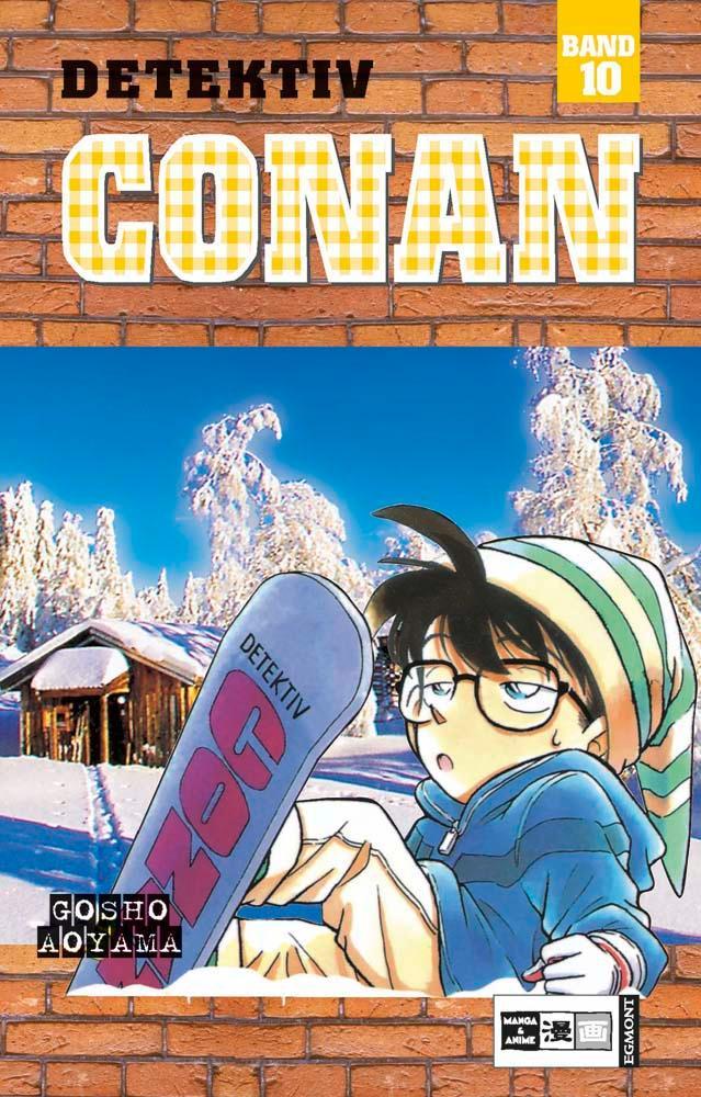 Detektiv Conan 10 als Buch