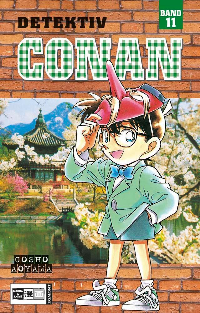 Detektiv Conan 11 als Buch