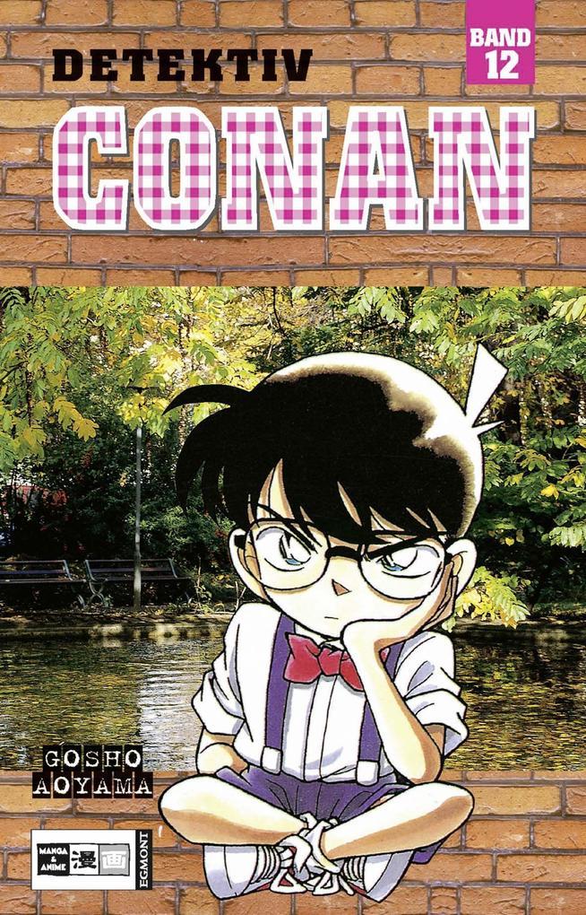 Detektiv Conan 12 als Buch