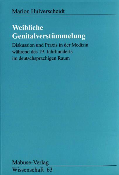 Weibliche Genitalverstümmelung als Buch