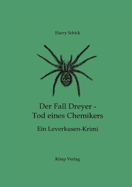 Der Fall Dreyer - Tod eines Chemikers als Buch