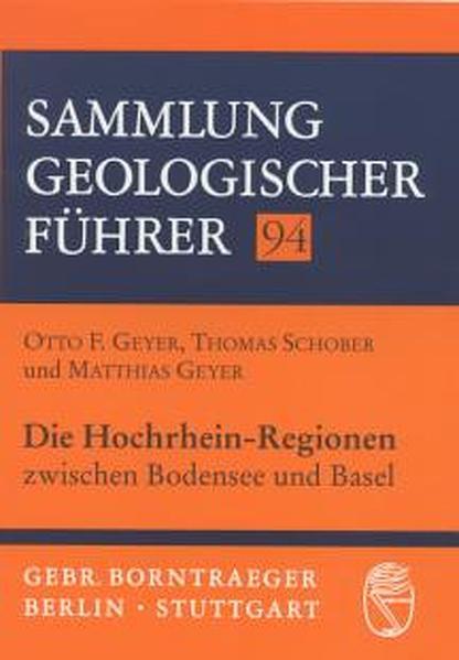 Die Hochrhein-Regionen zwischen Bodensee und Basel als Buch