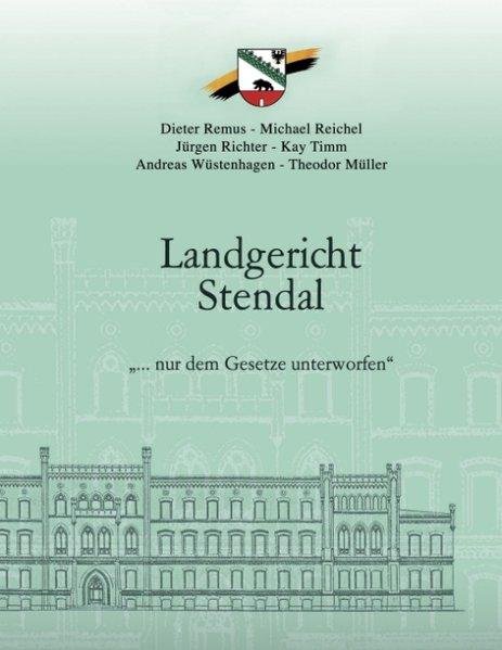 Landgericht Stendal als Buch
