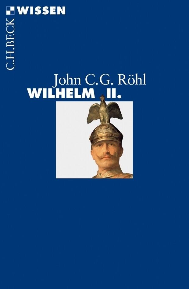Wilhelm II. als Taschenbuch