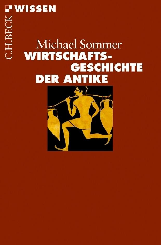 Wirtschaftsgeschichte der Antike als Taschenbuch