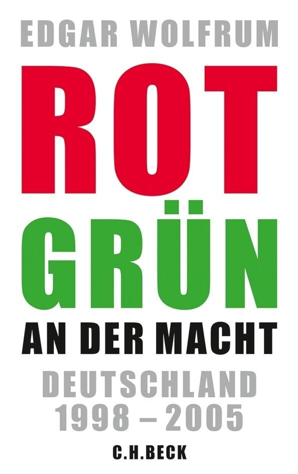Rot-Grün an der Macht als Buch