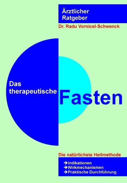 Das therapeutische Fasten als Buch