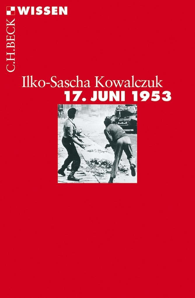 17. Juni 1953 als eBook epub