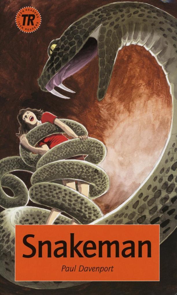 Snakeman als Buch