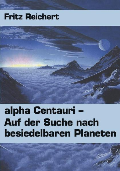 alpha Centauri als Buch