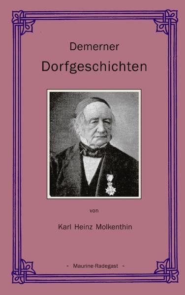 Demerner Dorfgeschichten als Buch