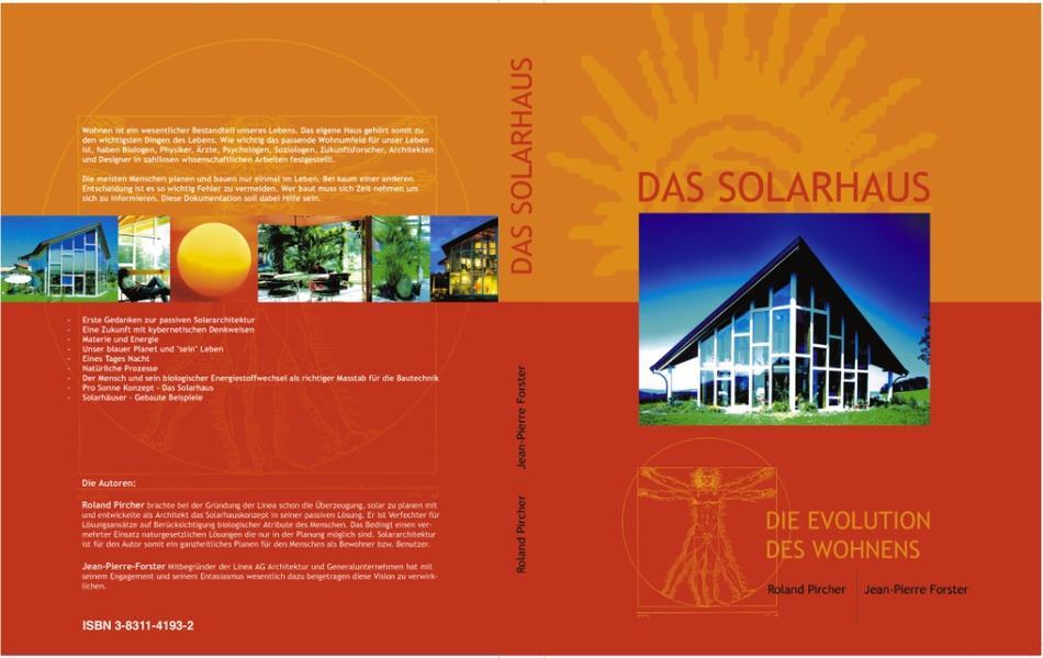 Das Solarhaus - Die Evolution des Wohnens als Buch