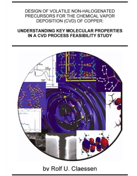 Understanding Key Molecular Properties in a CVD Process Feasibility Study als Buch