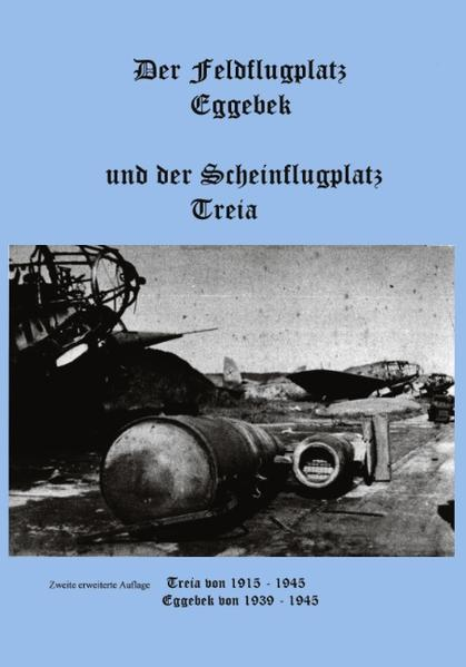 Der Feldflugplatz Eggebek als Buch