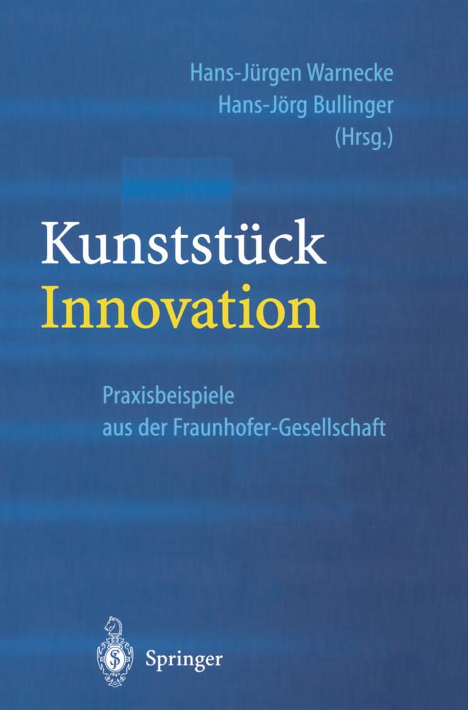 Kunststück Innovation als Buch