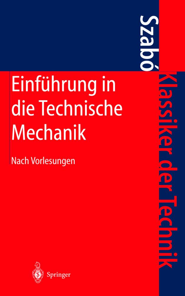 Einführung in die Technische Mechanik als Buch